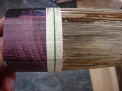 making an agave didgeridoo