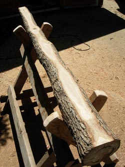making an wooden didgeridoo