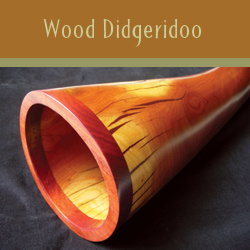Wood Didgeridoo for sale